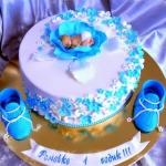 Детские торты из крема