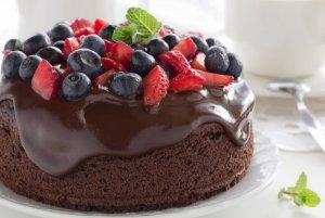Как украсить детский торт мастикой