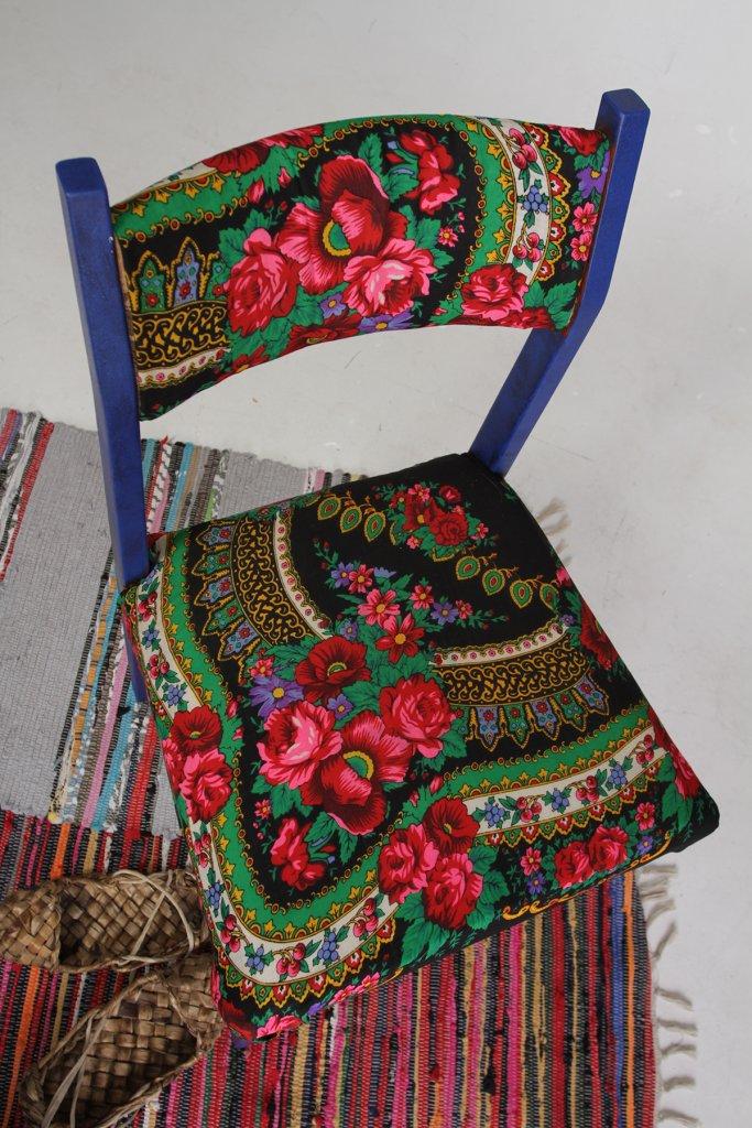 Декор в русском стиле