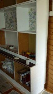 Декор шкафа мастер-класс
