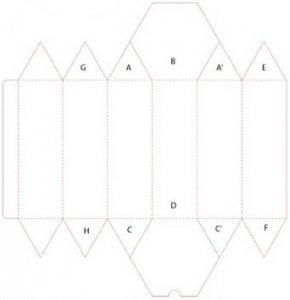 Шаблоны коробок для упаковки