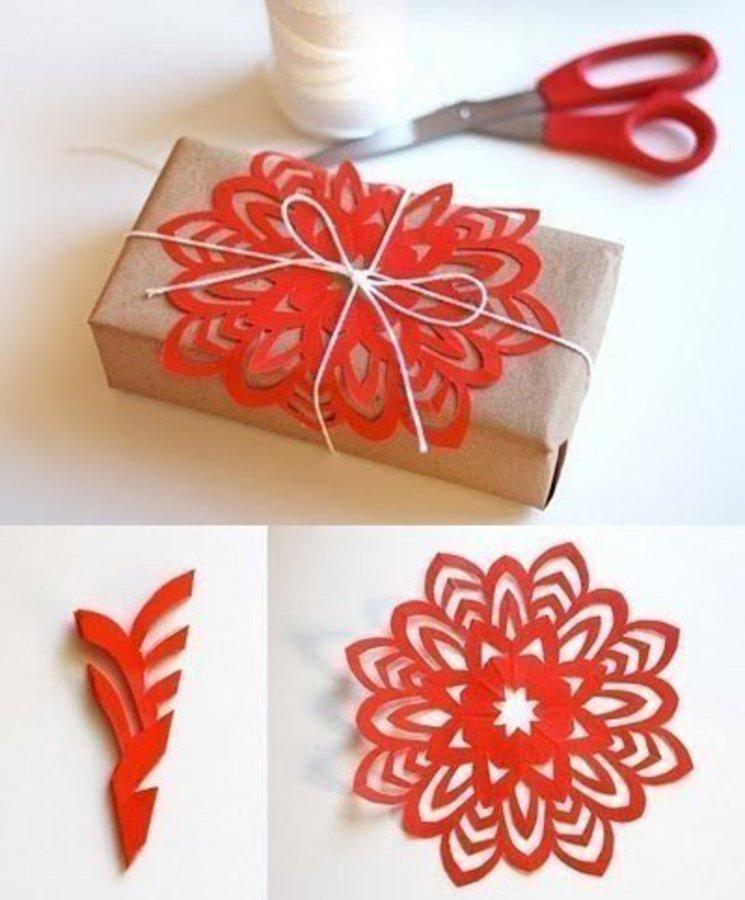 Как сделать подарки к новому году своими руками из бумаги
