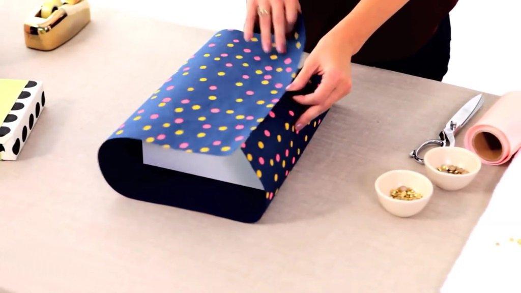 Красивая упаковка коробки