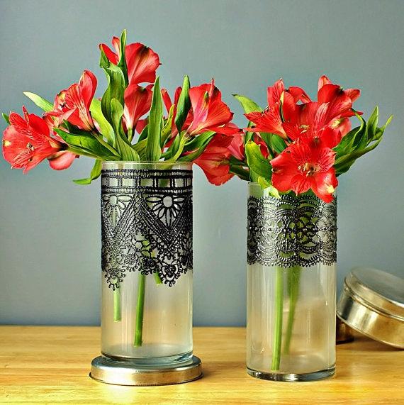 Матовая ваза своими руками
