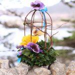Украшение беседки цветами — красивая сказка своими руками