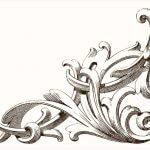 Трафареты для декора комода или тумбочки