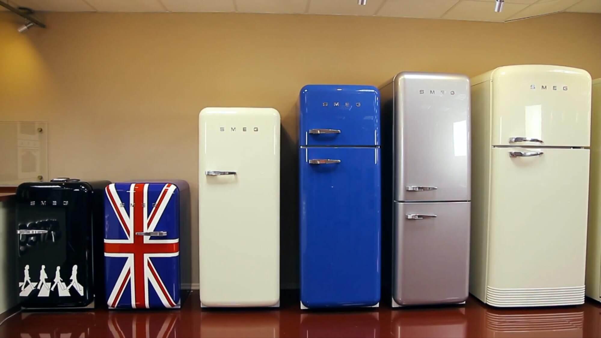 Как обновить старый холодильник своими руками: идеи реставрации старого 28