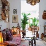 Зеленые растения и популярные стили в интерьере