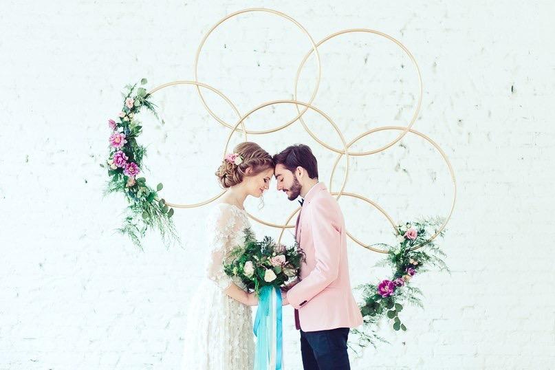 Декор бюджетной свадьбы