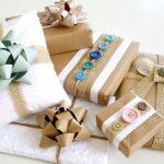 Как украсить упаковку