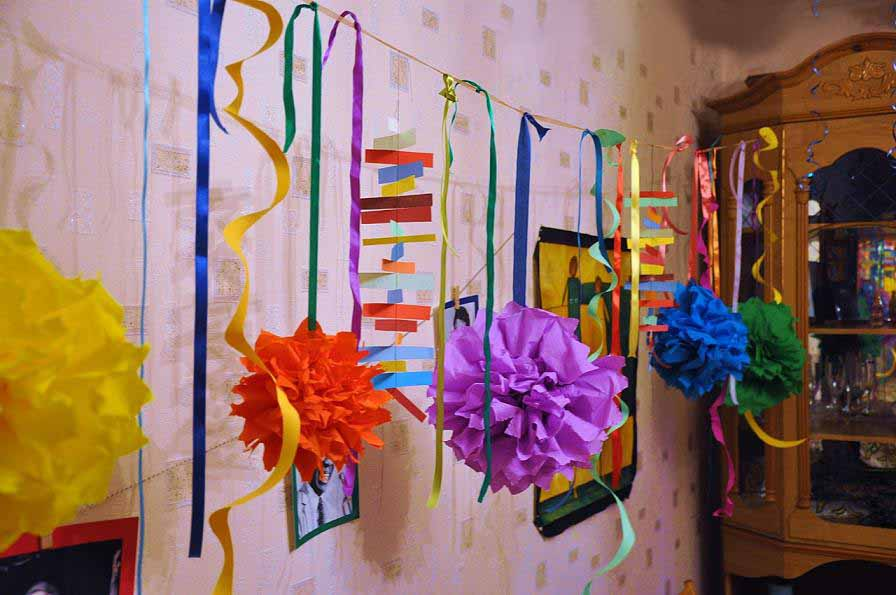 Как украсить комнату на выписку из роддома - «Привет, малыш!»