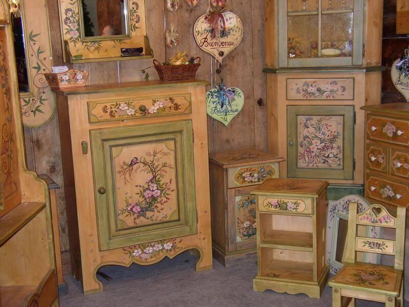 Декор комода своими руками - делаем стильную мебель
