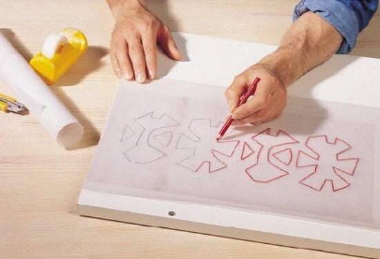Акриловая или меловая краска (мастер-класс)