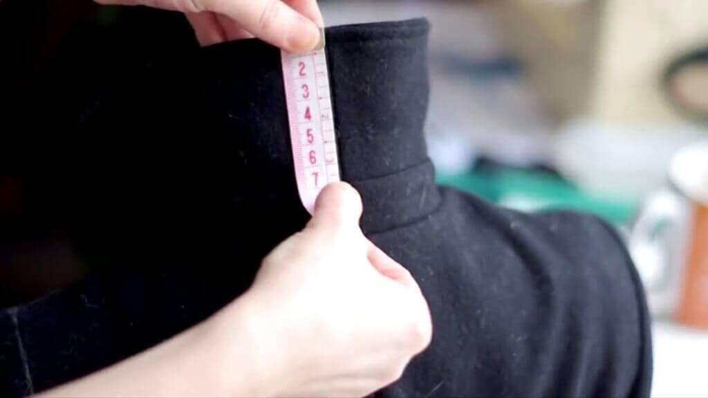 Как сделать ремонт пальто
