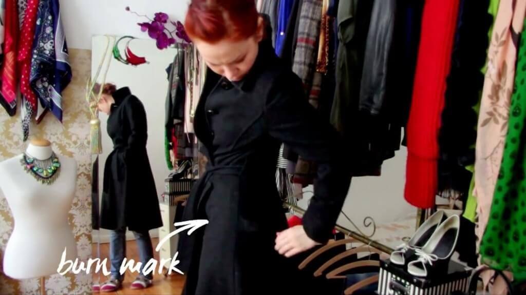 Перешить старое драповое пальто своими руками 18
