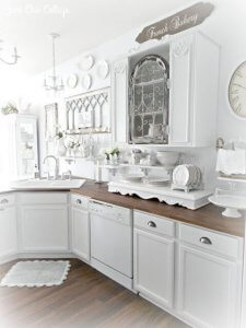 Немного о стиле прованс для кухни
