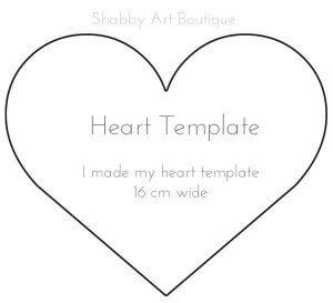 Карман для мелочей «сердце»