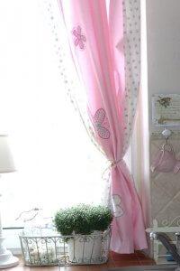 Освещение и шторы