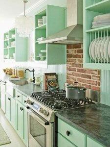 Какой стиль выбрать - как обновить мебель на кухне