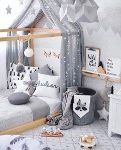 Интересные идеи декора для детской со всего мира