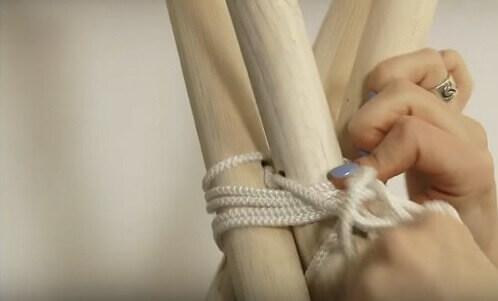 Как сделать вигвам для детей своими руками - мастер-класс