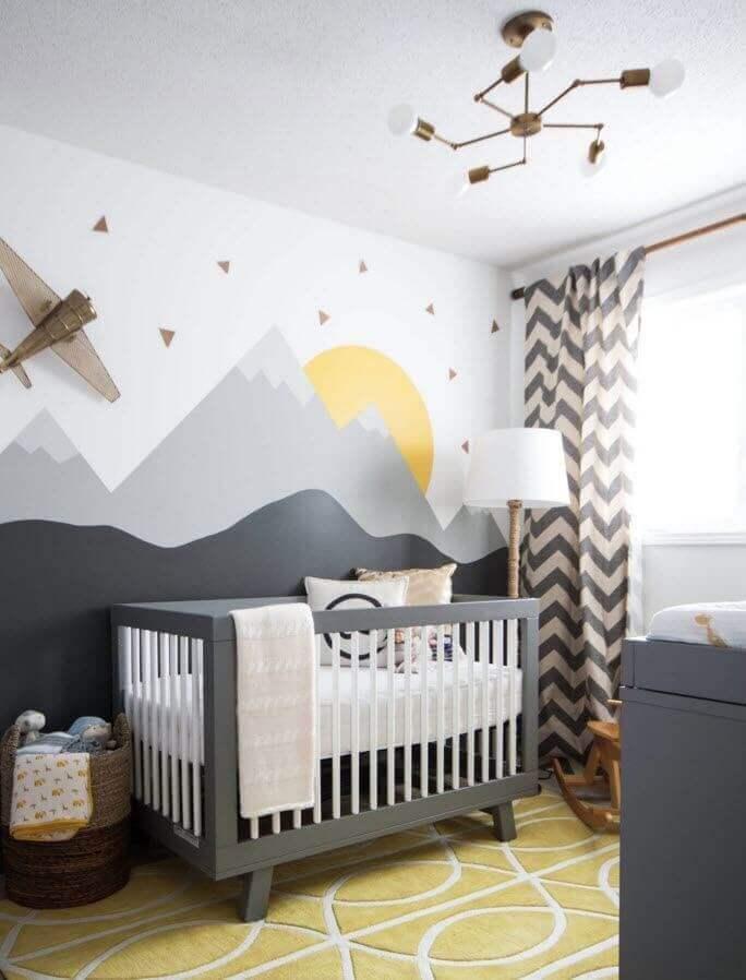 Детская комната для мальчика - интересные моменты
