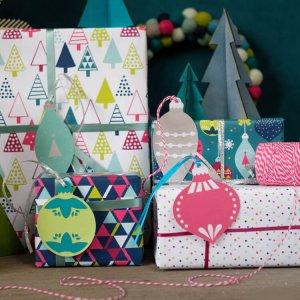 Упаковка для новогоднего подарка - делаем сами