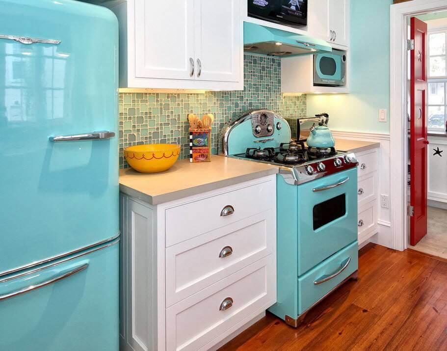 Как покрасить холодильник - мастер-класс