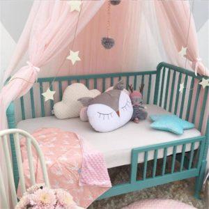 Идеи балдахинов для детской кровати