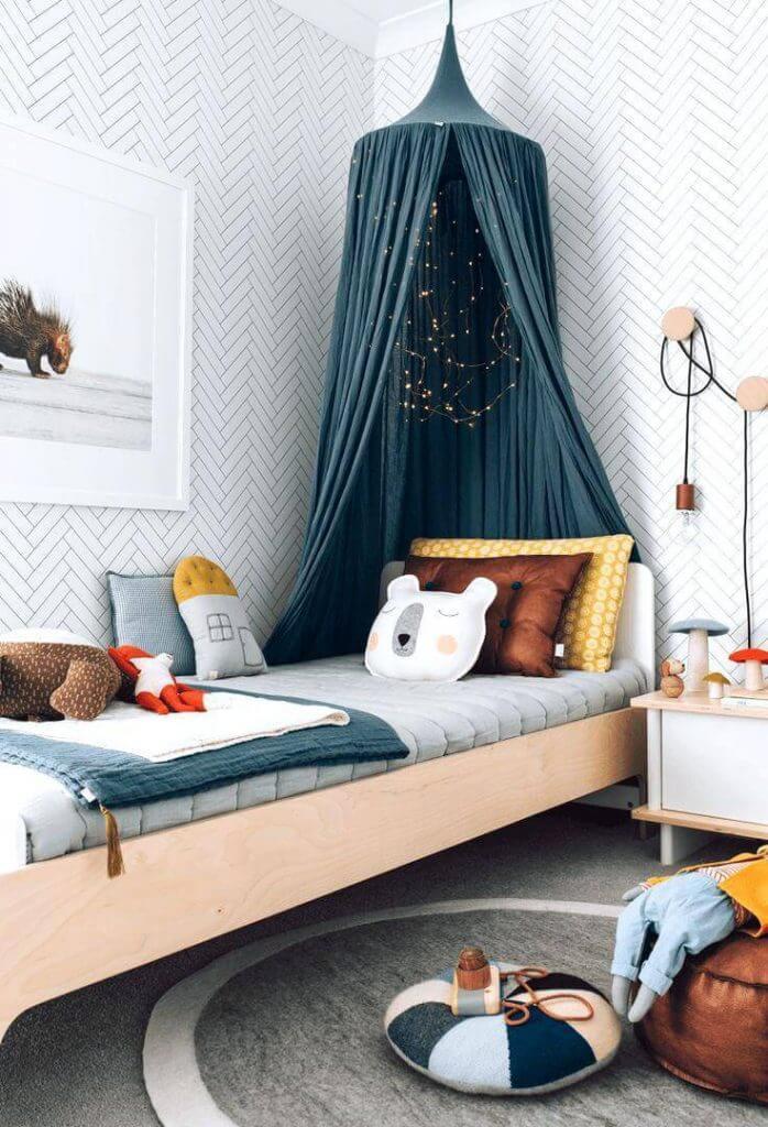 Балдахин для детской кровати