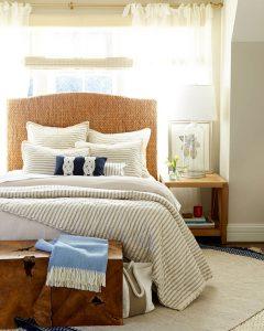 Интересные идеи для оформления кровати