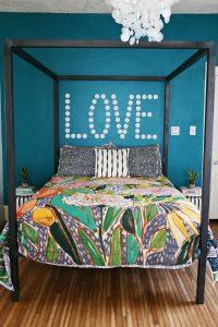 Балдахин над кроватью своими руками - мастер-класс пошагово