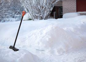 Потерял кольцо в снегу – поможем найти!