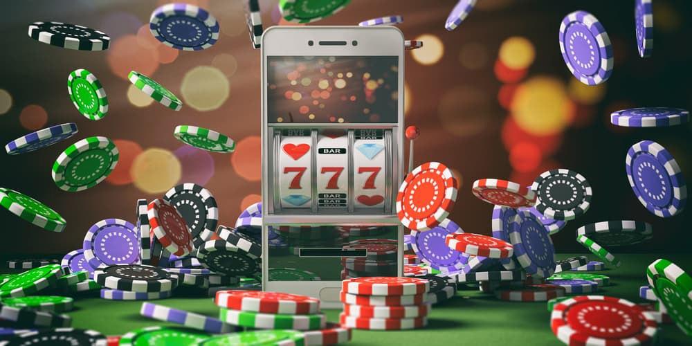 Мобильное приложение казино онлайн на деньги для Android