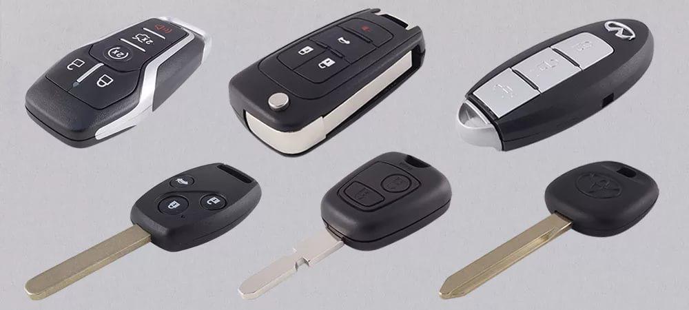 Что такое современный автомобильный ключ