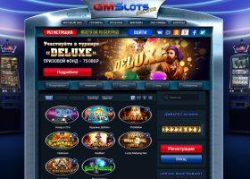 Обзор онлайн-казино GMS Deluxe: интерфейс, автоматы, бонусная политика